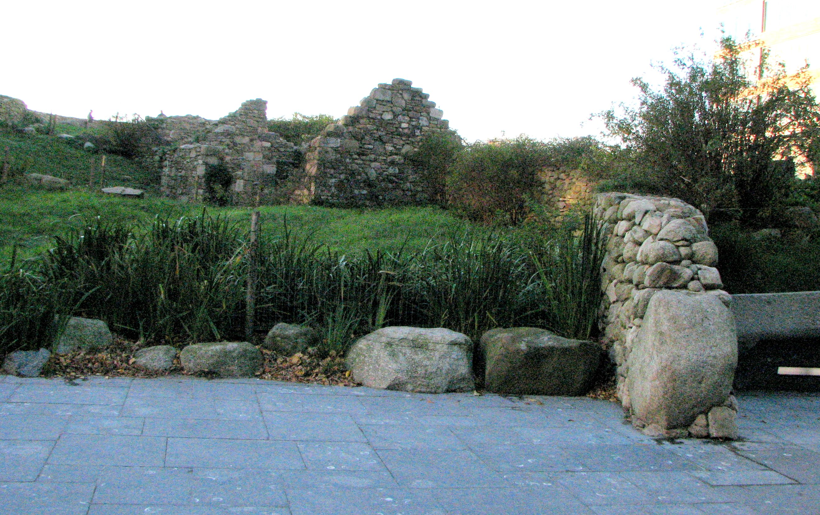 Irish Famine Memorial