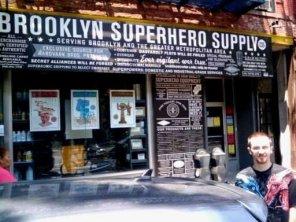 BK Super Hero Supply Store