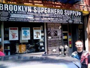 Superhero Store