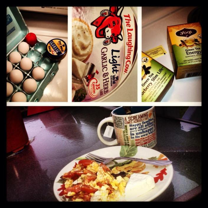 100 Cal Breakfast