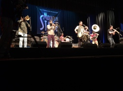Red Baraat 4