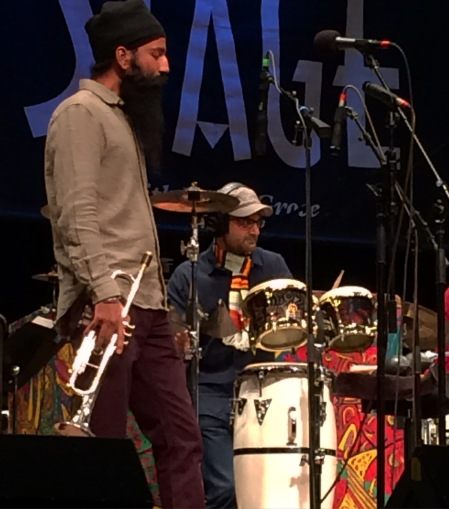 Red Baraat MOUNTAIN STAGE, EPISODE 865