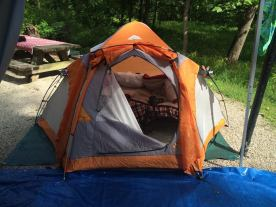 MR Tent Front