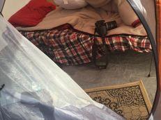 MR Tent In