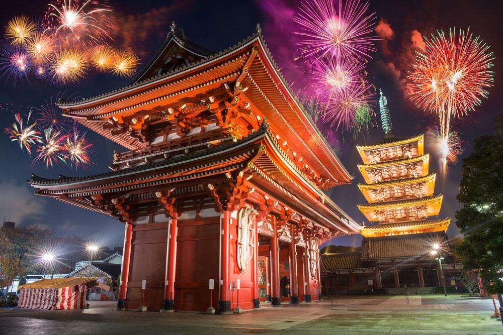 Ōmisoka - Mùa lễ hội cuối năm 2020