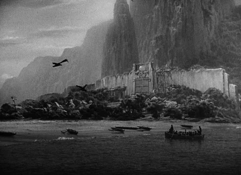 Image result for skull mountain king kong 1933