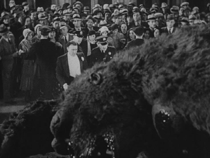 Image result for dead king kong 1933 in the street