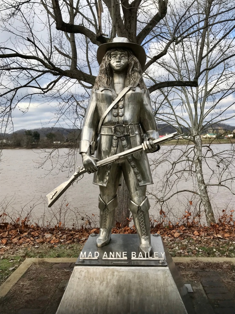 WV: Mad Anne Bailey – Thoughts and Ponderances